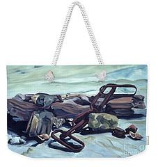Beach Treasures Weekender Tote Bag