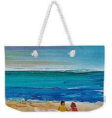 Beach2 Weekender Tote Bag by Diana Bursztein