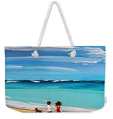Beach3 Weekender Tote Bag by Diana Bursztein