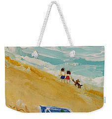 Beach7 Weekender Tote Bag by Diana Bursztein