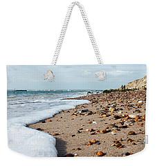 Beachcombing Weekender Tote Bag by Terri Waters