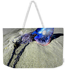 Beached Jellyfish 000 Weekender Tote Bag