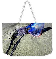 Beached Jellyfish 000 Weekender Tote Bag