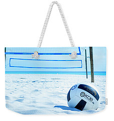 Volleyball On The Beach Weekender Tote Bag
