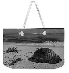 Weekender Tote Bag featuring the photograph Beachside by Melinda Ledsome
