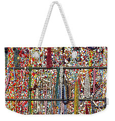 Beads In A Window Weekender Tote Bag
