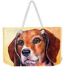 Beagle Billy Weekender Tote Bag