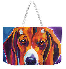 Beagle - Chester Weekender Tote Bag
