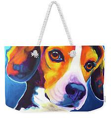 Beagle - Martin Weekender Tote Bag