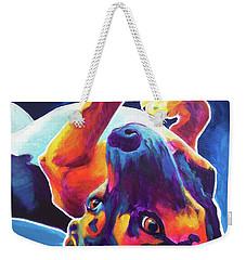 Beagle - Roxy Weekender Tote Bag