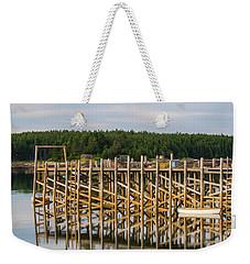 Beals Island, Maine  Weekender Tote Bag