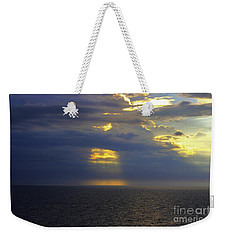 Beam Me Up Weekender Tote Bag by Patti Whitten