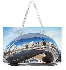 Bean Reflections Weekender Tote Bag