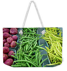 Beans And Potatoes Weekender Tote Bag