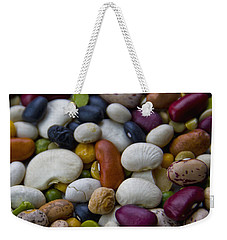 Beans Of Many Colors Weekender Tote Bag