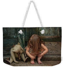 Bear Feet Weekender Tote Bag by Robin-Lee Vieira