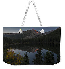 Bear Lake Weekender Tote Bag