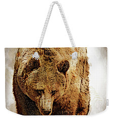 Bear Market Weekender Tote Bag