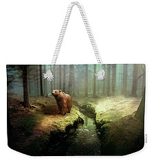 Bear Mountain Fantasy Weekender Tote Bag
