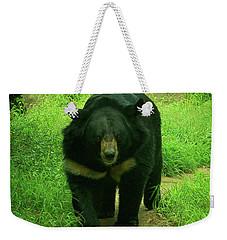 Bear On The Prowl Weekender Tote Bag
