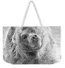 Bear Spin Weekender Tote Bag