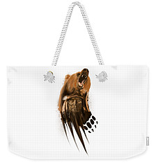 Bear Spirit  Weekender Tote Bag