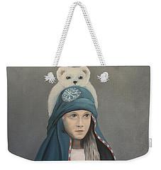 Bear With Me Weekender Tote Bag