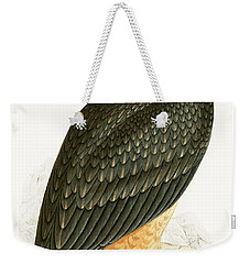 Bearded Vulture Weekender Tote Bag by English School