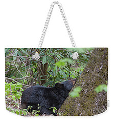 Bearly Awake Weekender Tote Bag