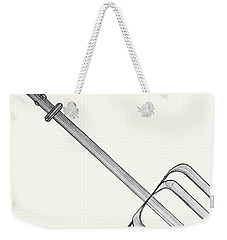Beat It Weekender Tote Bag