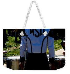 Beat Weekender Tote Bag