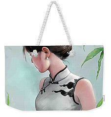 Beatiful Dress Weekender Tote Bag