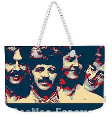 Beatles Forever Weekender Tote Bag