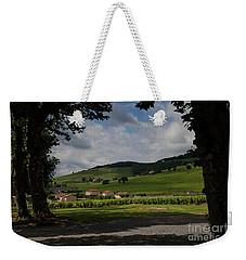 Beaujolais Vineyard Weekender Tote Bag
