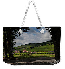 Beaujolais Vineyard Weekender Tote Bag