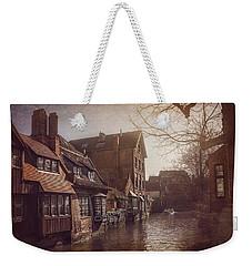 Beauteous Bruges Weekender Tote Bag by Carol Japp
