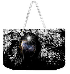 Beauties Are Things That Are Lit Inside Us Weekender Tote Bag by Paulo Zerbato