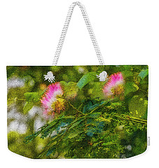 Beauties Of The Garden Weekender Tote Bag