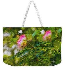 Beauties Of The Garden Weekender Tote Bag