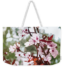 Beautiful Almond Blossoms Weekender Tote Bag