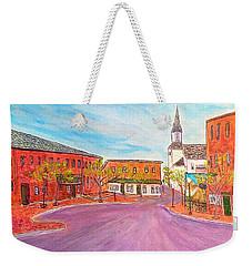 Beautiful Amesbury Weekender Tote Bag