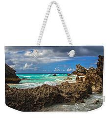 Beautiful Bermuda Weekender Tote Bag