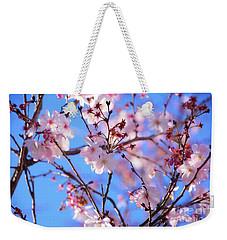 Beautiful Blossoms Blooming  For Spring In Georgia Weekender Tote Bag