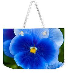 Beautiful Blues Weekender Tote Bag