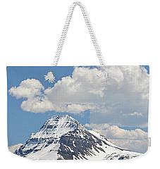 Beautiful Bow Lake Weekender Tote Bag