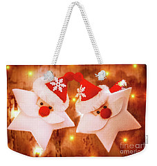 Beautiful Christmas Decoration Weekender Tote Bag