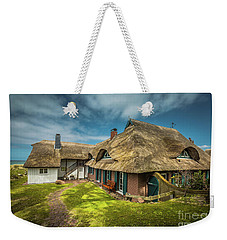 Beautiful Cottage Weekender Tote Bag