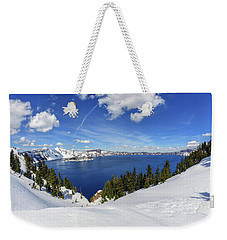 Beautiful Crater Lake Weekender Tote Bag