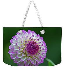 Beautiful Dahlia 2 Weekender Tote Bag