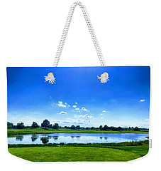 Beautiful Day Weekender Tote Bag
